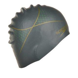 Шапочка для плавання Speedo Reversible Moud Sili Cap - фото 2