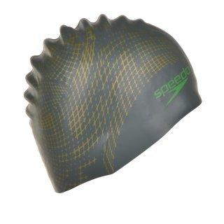 Шапочка для плавання Speedo Reversible Moud Sili Cap - фото 4