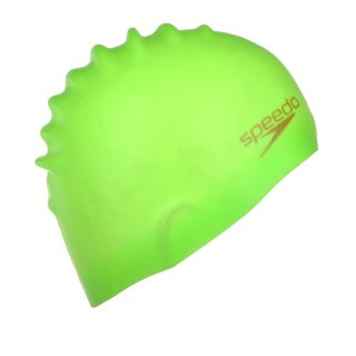 Шапочка для плавання Speedo Plain Moulded Silicone Cap - фото 2