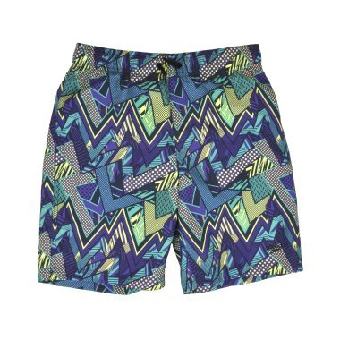 Electro Camo Printed Leisure 17 Watershort
