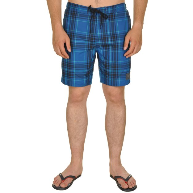 Шорты Speedo Yarn-dyed Check Leisure 18 Watershort - MEGASPORT