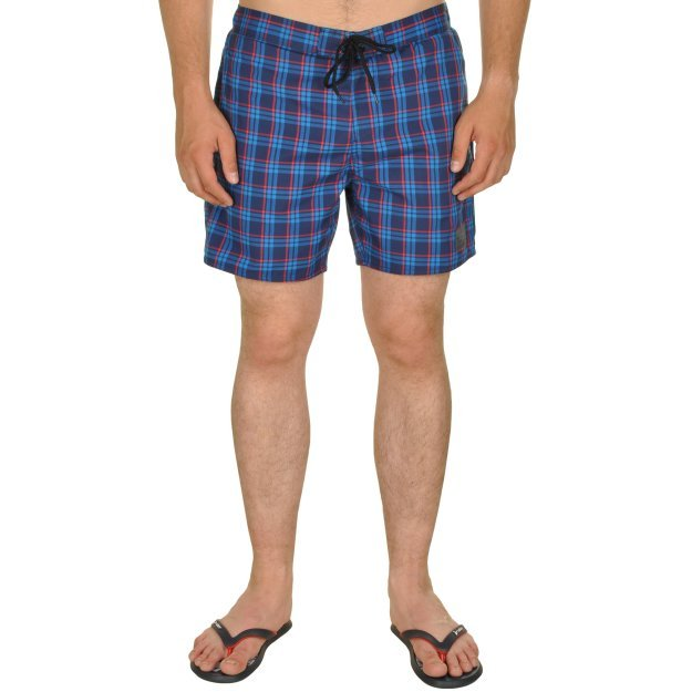 Шорты Speedo Yarn-dyed Check Leisure 16 Watershort - MEGASPORT