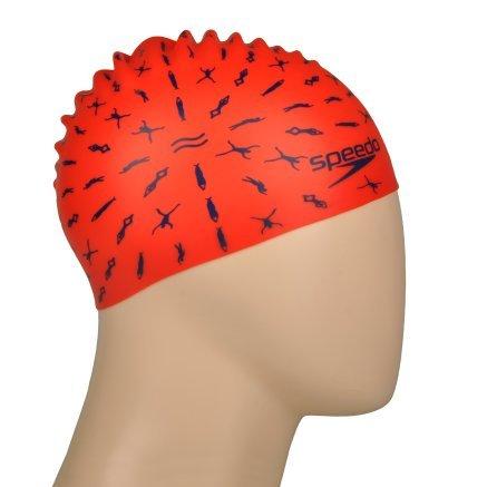 Шапочка для плавання Speedo Junior Slogan Cap - 110183, фото 3 - інтернет-магазин MEGASPORT