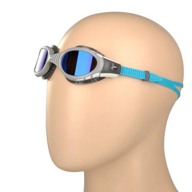 Окуляри і маска для плавання Speedo Futura Biofuse Mirror Flexiseal Au - MEGASPORT