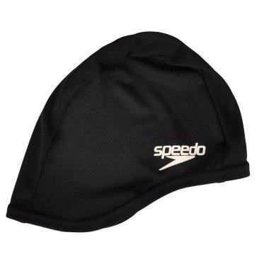 Шапочки для плавання speedo Polyester Cap Junior - 110207, фото 1 - інтернет-магазин MEGASPORT