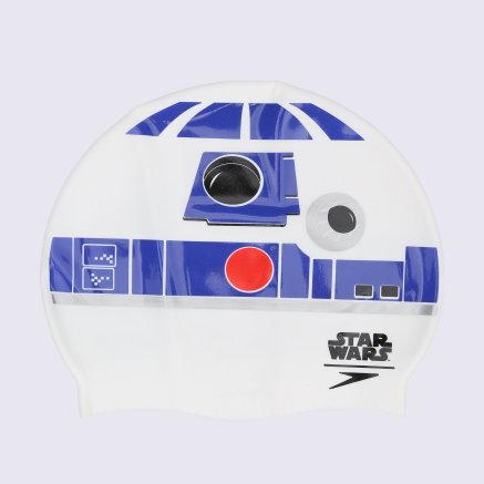 Шапочка для плавання Speedo Star Wars Slogan Print Cap - 117129, фото 1 - інтернет-магазин MEGASPORT