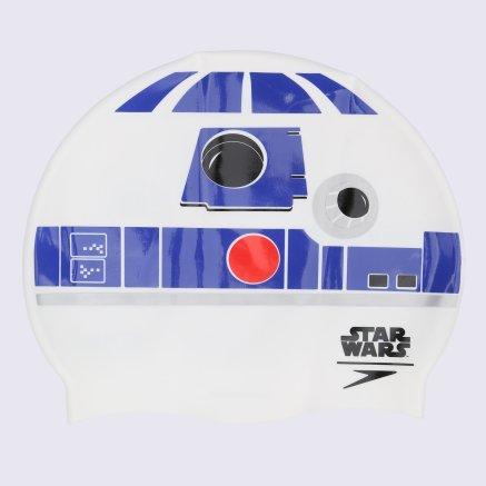 Шапочка для плавання Speedo Star Wars Slogan Print Cap - 117129, фото 2 - інтернет-магазин MEGASPORT