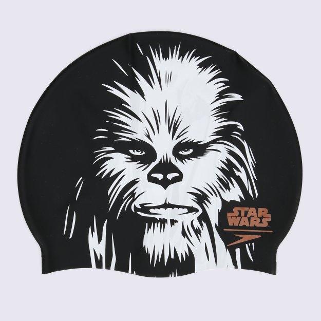 Шапочка для плавання Speedo Star Wars Slogan Print Cap - MEGASPORT