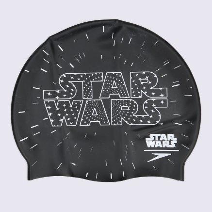 Шапочка для плавання Speedo Star Wars Junior Slogan Cap - 117134, фото 1 - інтернет-магазин MEGASPORT