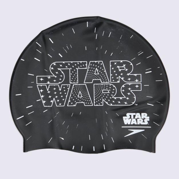 Шапочка для плавання Speedo Star Wars Junior Slogan Cap - MEGASPORT