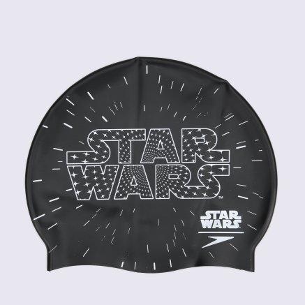 Шапочка для плавання Speedo Star Wars Junior Slogan Cap - 117134, фото 2 - інтернет-магазин MEGASPORT