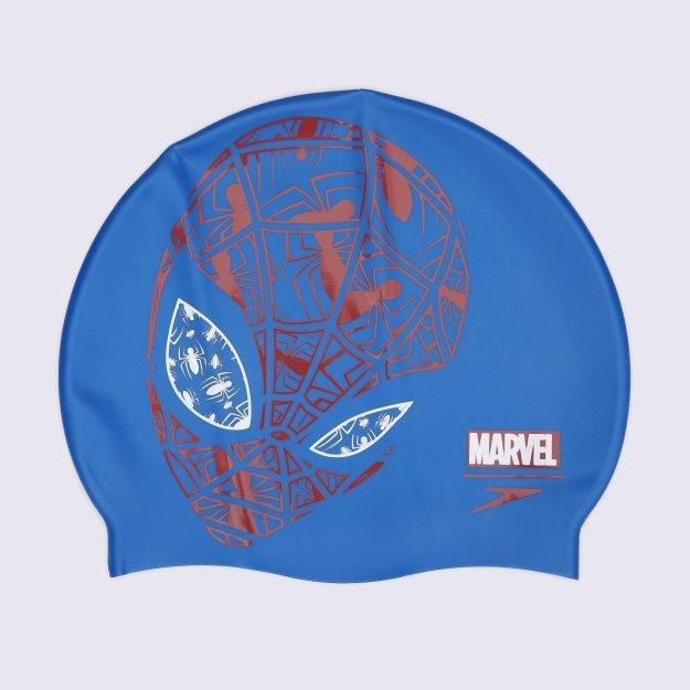 Шапочка для плавания Speedo Marvel Junior Slogan Cap - MEGASPORT