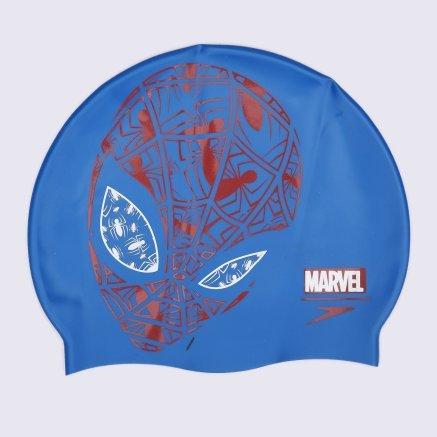 Шапочка для плавання Speedo Marvel Junior Slogan Cap - 117135, фото 2 - інтернет-магазин MEGASPORT