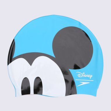 Шапочки для плавания speedo Disney Junior Slogan Cap - 117136, фото 1 - интернет-магазин MEGASPORT