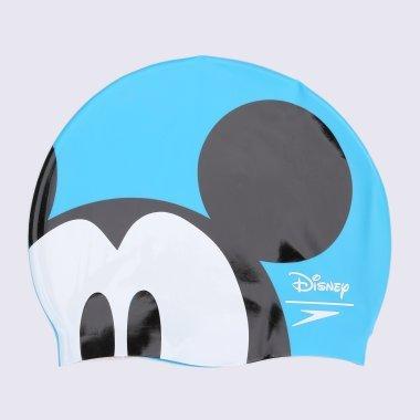 Шапочки для плавання speedo Disney Junior Slogan Cap - 117136, фото 1 - інтернет-магазин MEGASPORT