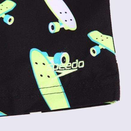 """Шорты Speedo """"Neonwhirl Printed Leisure 15"""""""" Watershort"""" - 117197, фото 2 - интернет-магазин MEGASPORT"""