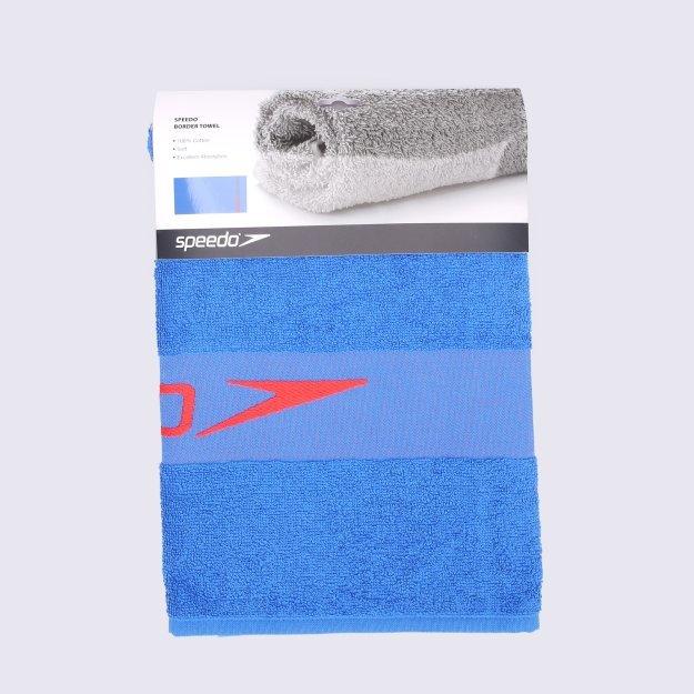 Рушник Speedo Speedo Border Towel - MEGASPORT