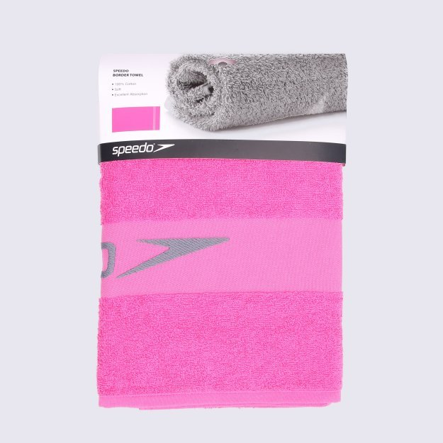 Рушник Speedo Speedo Border Towel - MEGASPORT