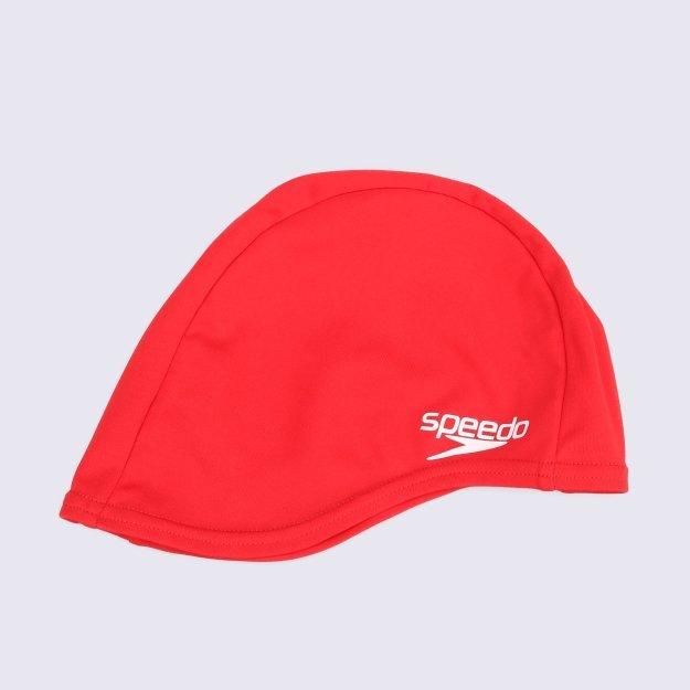 Шапочка для плавания Speedo Polyester Cap Junior - MEGASPORT
