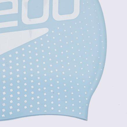Шапочки для плавання Speedo Junior Slogan Cap - 120779, фото 3 - інтернет-магазин MEGASPORT