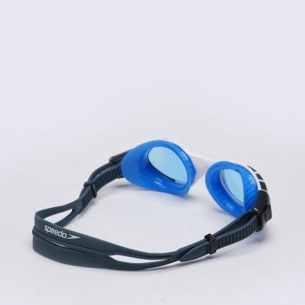Окуляри і маска для плавання Speedo Futura Biofuse Flexiseal Au - 120787, фото 2 - інтернет-магазин MEGASPORT