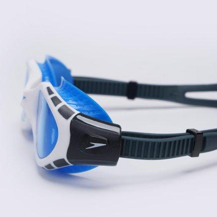 Окуляри і маска для плавання Speedo Futura Biofuse Flexiseal Au - 120787, фото 3 - інтернет-магазин MEGASPORT