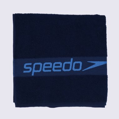 Рушник speedo Speedo Border Towel - 124412, фото 1 - інтернет-магазин MEGASPORT