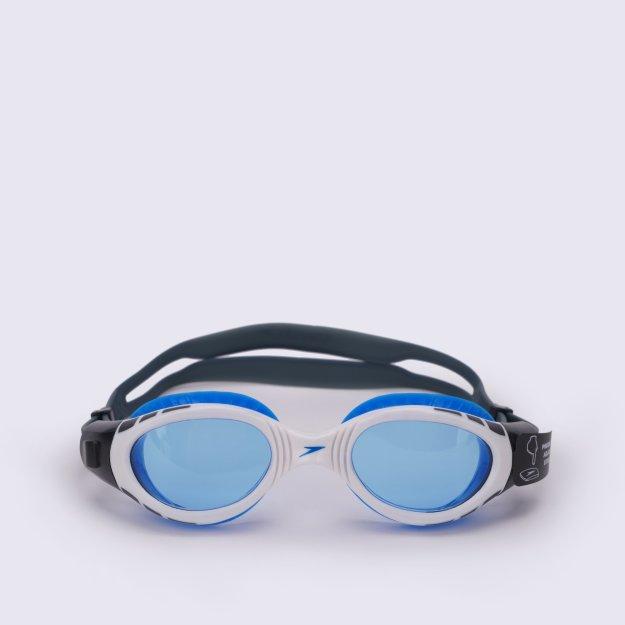 Окуляри і маска для плавання Speedo Futura Biofuse Flexiseal Au - 110204, фото 1 - інтернет-магазин MEGASPORT