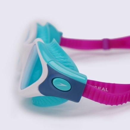 Окуляри і маска для плавання Speedo Futura Biofuse Flexiseal Af - 113899, фото 3 - інтернет-магазин MEGASPORT