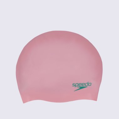 Шапочки для плавания speedo Plain Moulded Silicone Junior - 124426, фото 1 - интернет-магазин MEGASPORT
