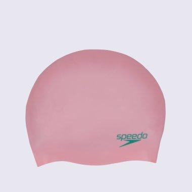 Шапочки для плавання speedo Plain Moulded Silicone Junior - 124426, фото 1 - інтернет-магазин MEGASPORT