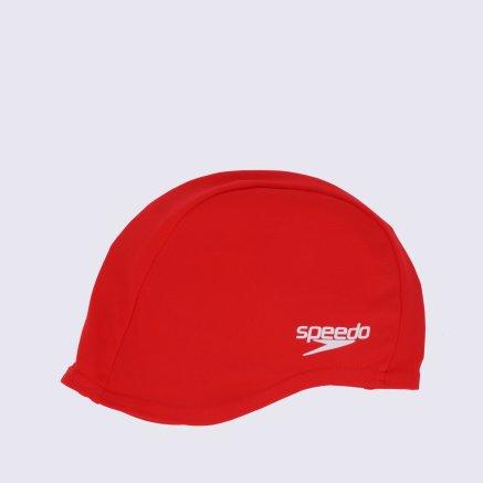 Шапочки для плавания Speedo Polyester Cap - 27019, фото 1 - интернет-магазин MEGASPORT