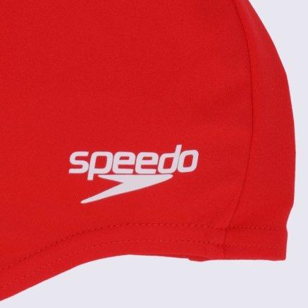 Шапочки для плавания Speedo Polyester Cap - 27019, фото 3 - интернет-магазин MEGASPORT