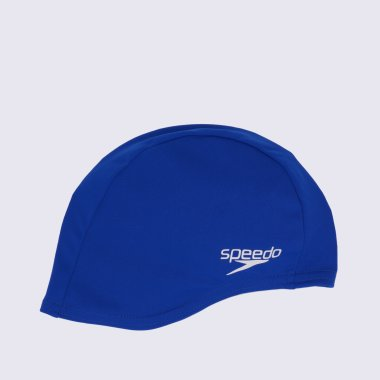 Шапочки для плавания speedo Polyester Cap Junior - 110209, фото 1 - интернет-магазин MEGASPORT