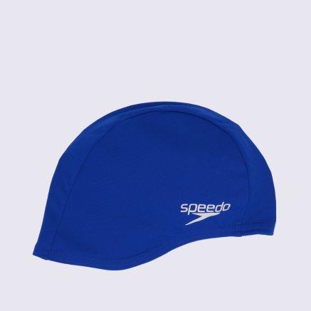 Шапочки для плавания Speedo Polyester Cap Junior - 110209, фото 1 - интернет-магазин MEGASPORT