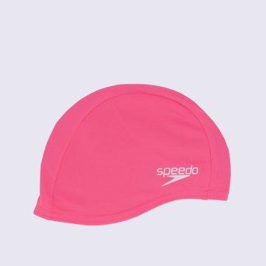 Шапочки для плавання speedo Polyester Cap Junior - 110210, фото 1 - інтернет-магазин MEGASPORT