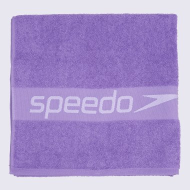 Рушник speedo Speedo Border Towel - 127270, фото 1 - інтернет-магазин MEGASPORT