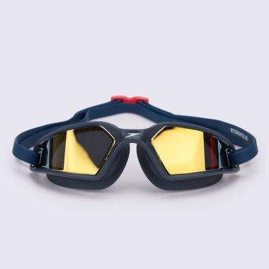 Очки и маска для плавания speedo Hydropulse Mirror Gog - 127278, фото 1 - интернет-магазин MEGASPORT
