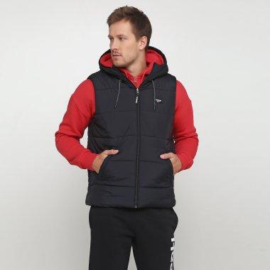 Куртки-жилеты reebok Cl Vest - 118919, фото 1 - интернет-магазин MEGASPORT