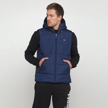 Куртки-жилеты reebok Cl Vest - 118920, фото 1 - интернет-магазин MEGASPORT