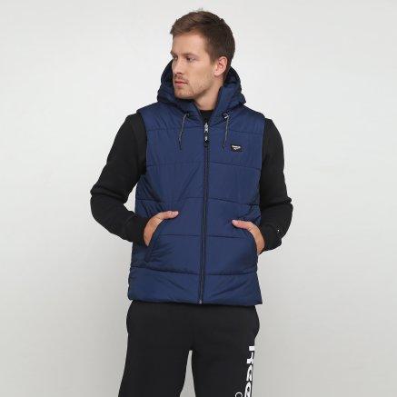 Куртка-жилет Reebok Cl Vest - 118920, фото 1 - интернет-магазин MEGASPORT