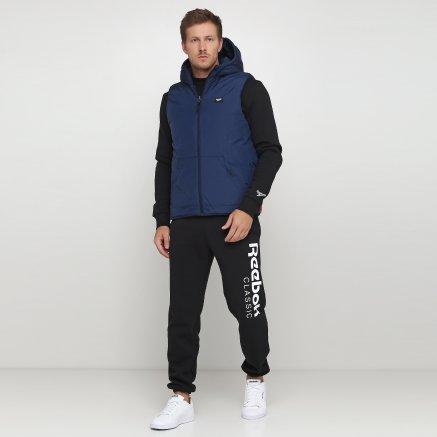 Куртка-жилет Reebok Cl Vest - 118920, фото 3 - интернет-магазин MEGASPORT