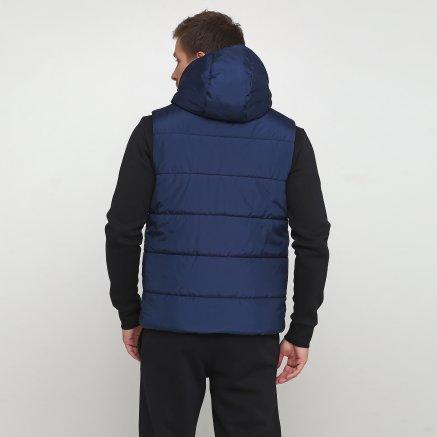 Куртка-жилет Reebok Cl Vest - 118920, фото 4 - интернет-магазин MEGASPORT