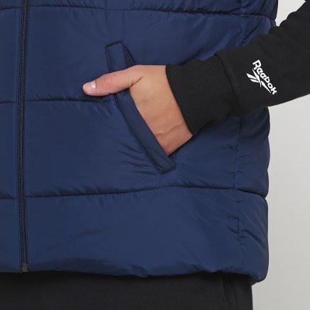 Куртка-жилет Reebok Cl Vest - 118920, фото 5 - интернет-магазин MEGASPORT