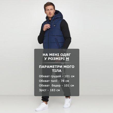 Куртка-жилет Reebok Cl Vest - 118920, фото 7 - интернет-магазин MEGASPORT