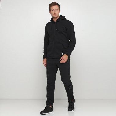 Спортивні штани reebok Wor Fleece Pant - 118921, фото 1 - інтернет-магазин MEGASPORT