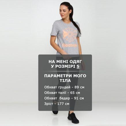 Футболка Reebok Ac Gr Tee - 118472, фото 6 - интернет-магазин MEGASPORT