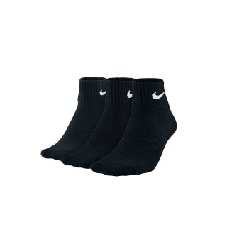 Шкарпетки Nike 3ppk Lightweight Quarter (S,M, - фото 1