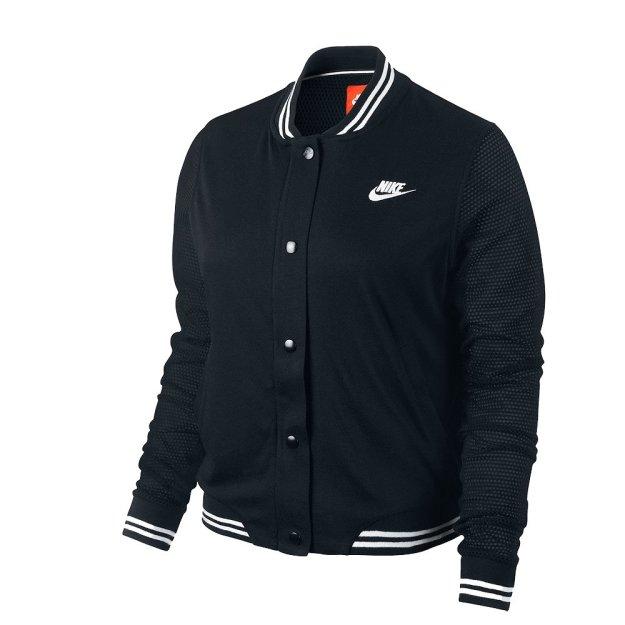 Кофта Nike Varsity Jacket - фото