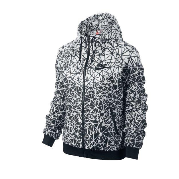 Куртка-вітровка Nike Windrunner-Aop - фото